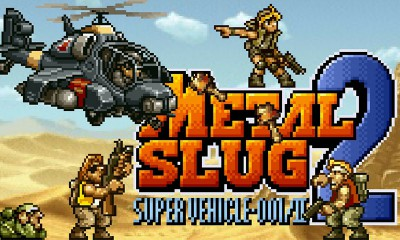 Metal Slug 2 Apk Data Download